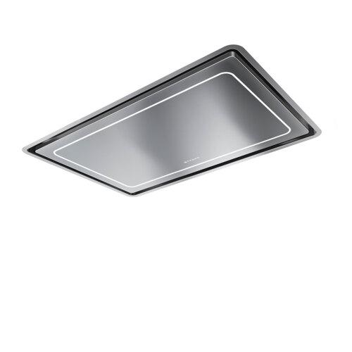 Eico High-light 91 X Takintegrerade Köksfläkt - Rostfritt Stål