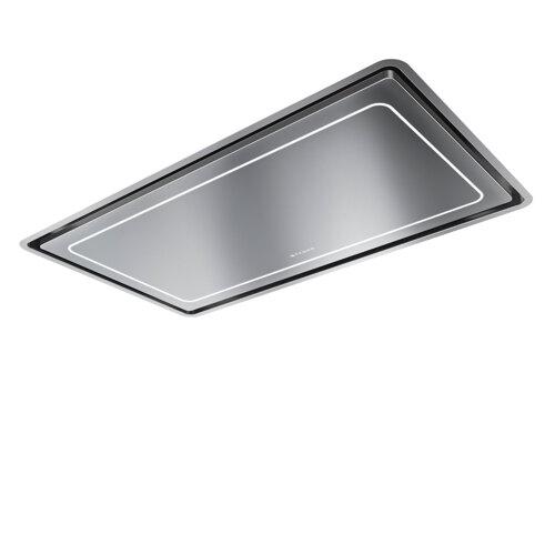 Eico High-light 121 X Takintegrerade Köksfläkt - Rostfritt Stål