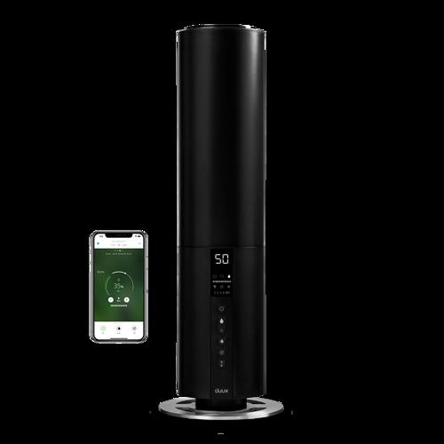 Duux Beam Smart Black Luftfuktare - Svart