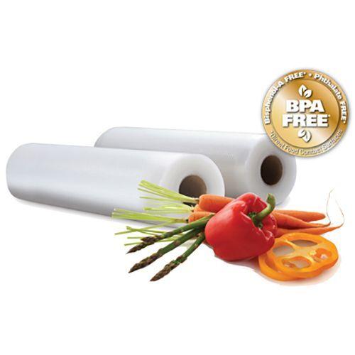 Food Saver Vakuumruller 20 Cm ( 2 X 6,7 M ) Vakuumpåsar