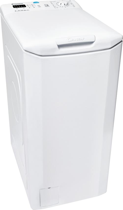 Candy Cst360ls Toppmatad Tvättmaskin - Vit