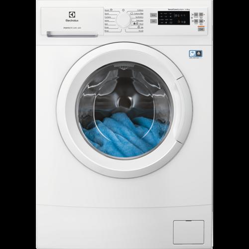 Electrolux Ew6s4225c4 Vaskemaskine - Hvid