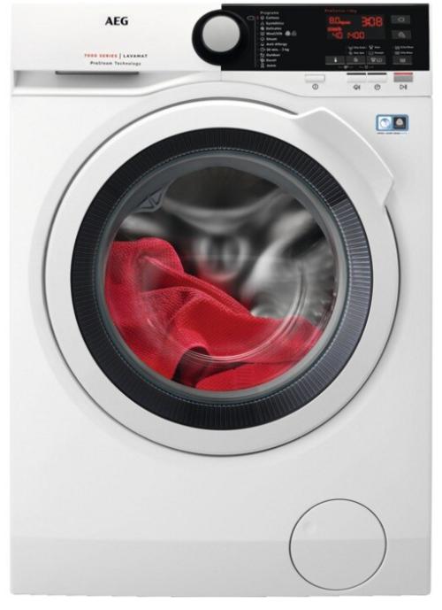 Aeg L7fbk842e Tvättmaskin - Vit