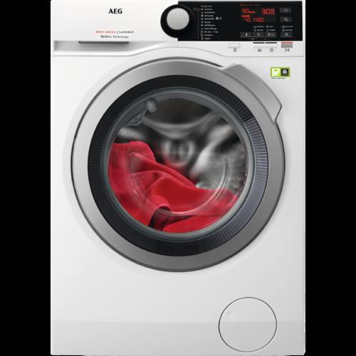 Aeg L8fbl842e Tvättmaskin - Vit