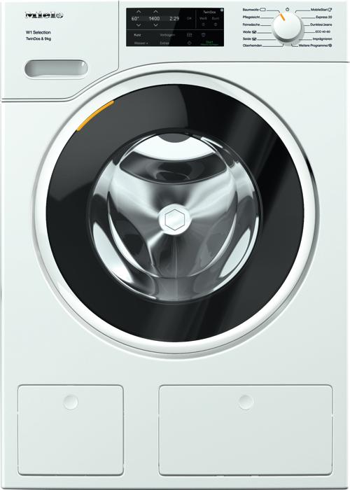 Miele Wsg663wcs Tvättmaskin - Vit
