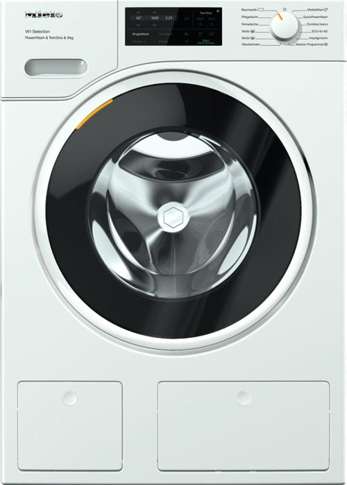 Miele Wsi863wcs Tvättmaskin - Vit