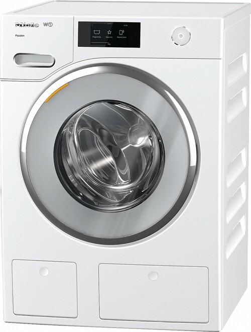 Miele Wwv980wps Tvättmaskin - Vit