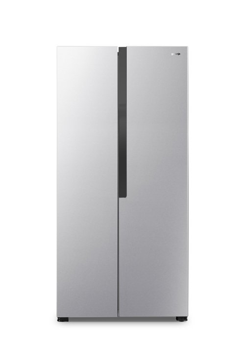 Gorenje Nrs8182kx Side-by-side - Stål