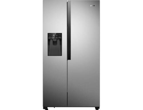 Gorenje Nrs9182vx1 Side-by-side - Grå
