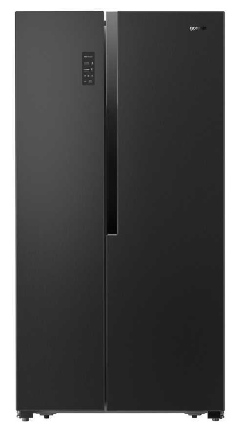 Gorenje Nrs9183mb Side-by-side - Svart
