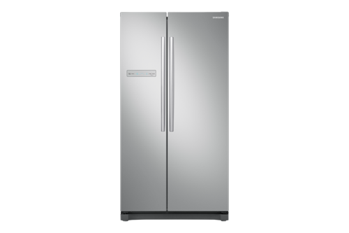 Samsung RS54N3003SA Amerikanerkøleskab - Stål