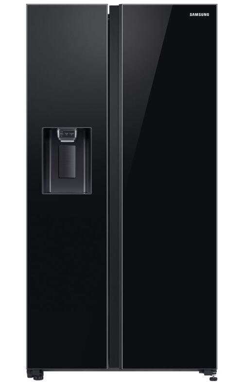 Samsung Rs65r54112c Amerikanerkøleskab - Sort