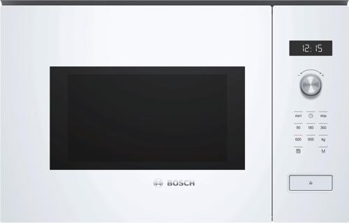 Bosch Bfl554mw0 Inbyggnadsmikro - Vit