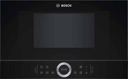 Bosch Bfl634gb1 Inbyggnadsmikro - Svart