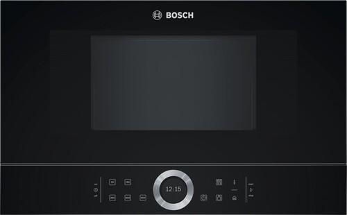 Bosch Bfr634gb1 Inbyggnadsmikro - Svart