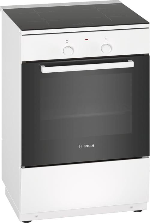 Bosch Hll090020u Induktionsspis - Vit