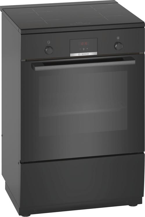 Bosch Hln39a060u Induktionsspis - Svart