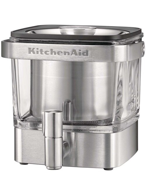 Kitchenaid Cold Brewer 4212sx Kaffebryggare - Stål