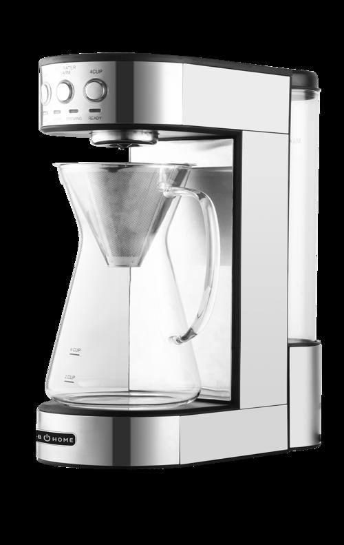 Bob Home Pourover Kaffebryggare - Stål