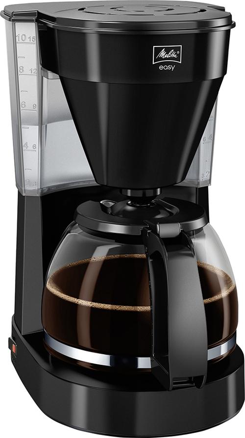 Melitta Easy Black Kaffemaskine - Sort
