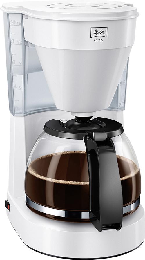 Melitta Easy White Kaffemaskine - Hvid