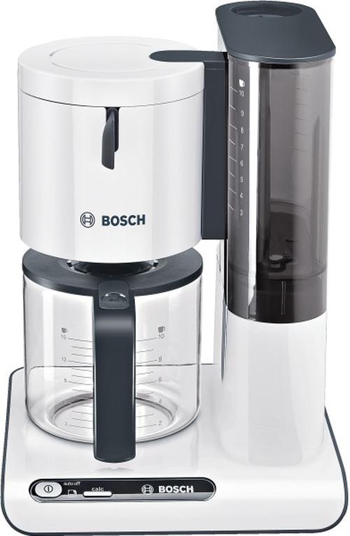 Bosch Tka8011 Bäst I Test 2012 Kaffebryggare - Vit