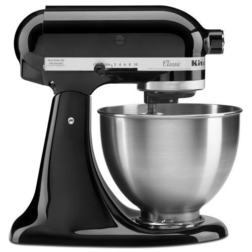 Kitchenaid Classic Mixer Black Røremaskine - Sort