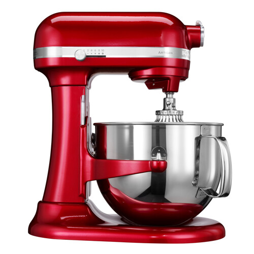 Kitchenaid 7580eca Artisan Köksassistent Metallic