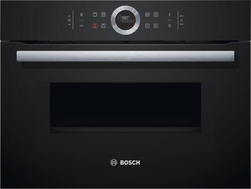 Bosch Cmg633bb1 Kombiugn - Svart