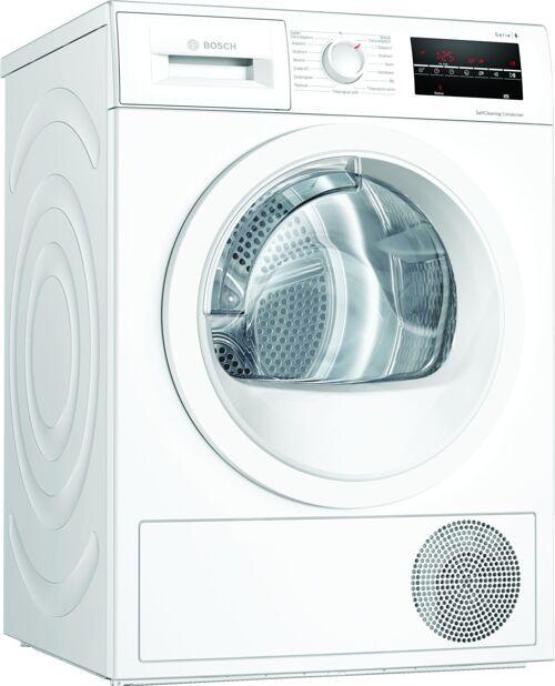 Bosch Wtw87400sn Serie 6 Kondenstørretumbler - Hvid