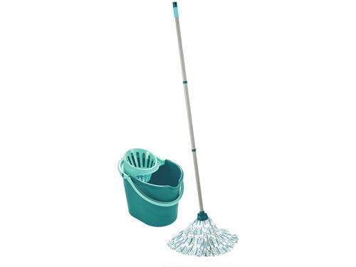 Leifheit Classic Mop Set Golvtvättare - Grön