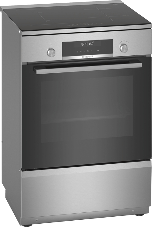 Bosch Hls79w350u Induktionsspis - Rostfritt Stål