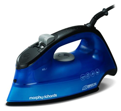 Morphy Richards Breeze 300261e Strykjärn - Blå