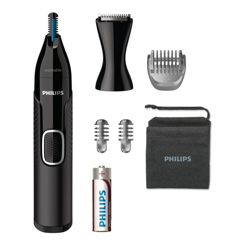 Philips Nt5650/16 Näshårstrimmer - Svart
