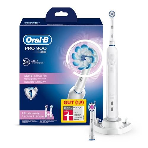 Oral-b Pro 900 Sensi Ultrathin Eltandborste