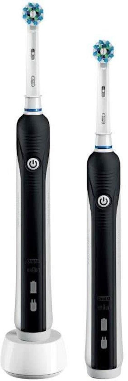 Oral-b Pro 790 Crossaction Duo Eltandborste