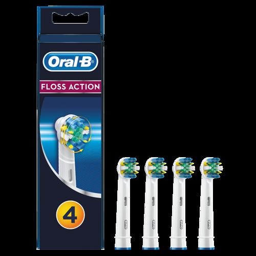 Oral-b Flossaction 4-pack Tillbehör Till Tandvård