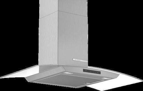 Bosch Dwa96dm50 Vägghängd Köksfläkt - Rostfritt Stål