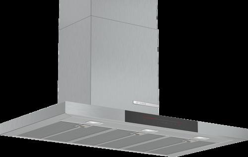 Bosch Dwb97jp50 Vägghängd Köksfläkt - Rostfritt Stål