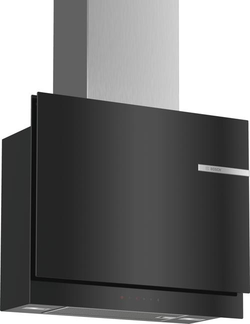 Bosch Dwf67km60 Vägghängd Köksfläkt - Svart