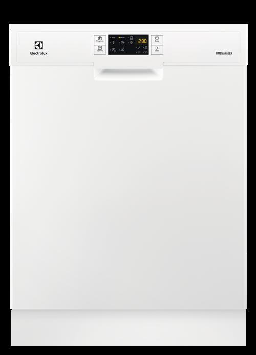 Electrolux Esf5557low Underbyggd Diskmaskin - Vit