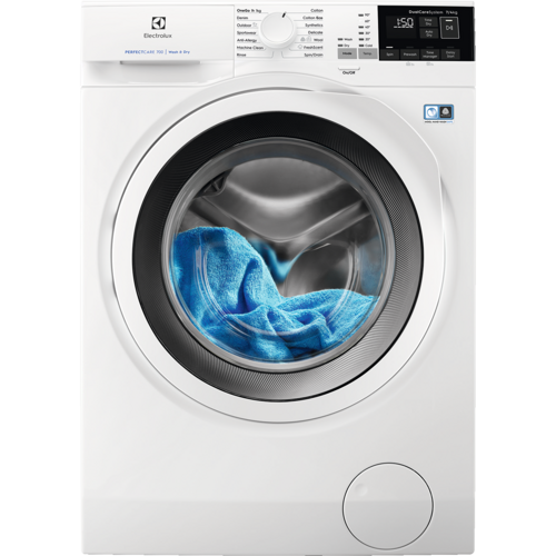Electrolux Ew7w5247a2 Kombinerad Tvätt/torkmaskin - Vit