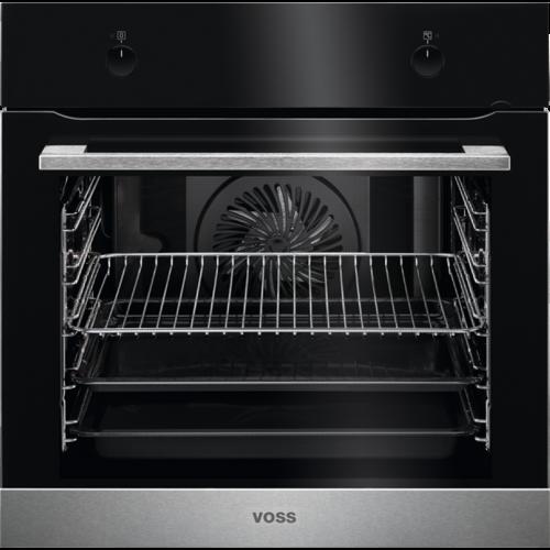 Voss IEL600RF Surroundcook Indbygningsovn - Rustfrit Stål