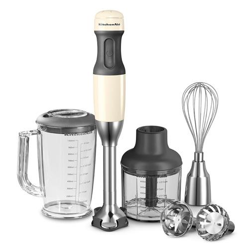 Kitchenaid Stavblender Creme Stavmixer - Creme