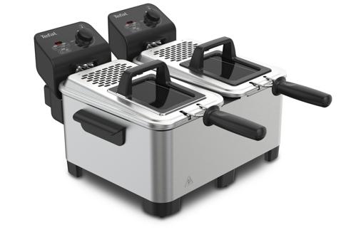 Tefal Double Pro Fryer Fritös