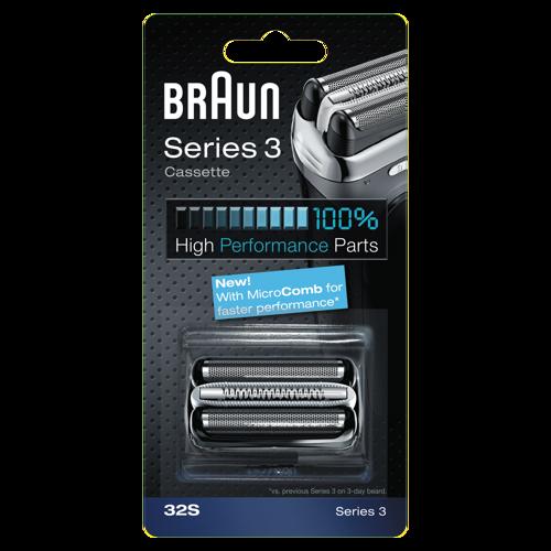 Braun 32s Tillbehör