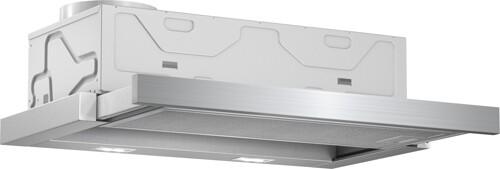Bosch Dfm064a51 Utdragbara Köksfläkt - Rostfritt Stål