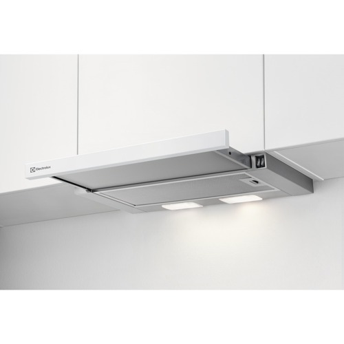 Electrolux Lfp216w Utdragbara Köksfläkt - Vit