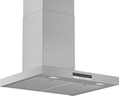 Bosch Dwb66dm50 Vägghängd Köksfläkt - Rostfritt Stål