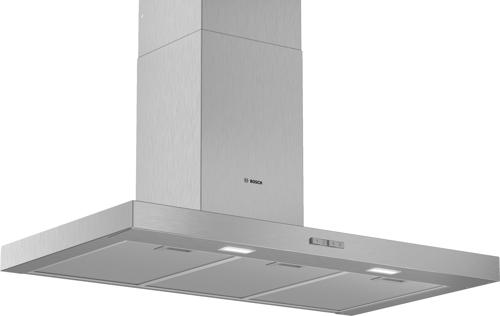 Bosch Dwb96bc50 Vägghängd Köksfläkt - Rostfritt Stål
